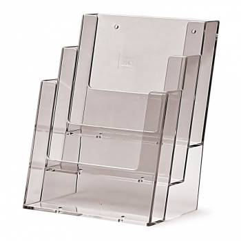 3 tier A5 Counter Brochure Holder