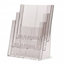 3 Tier A4 Counter Brochure Holder