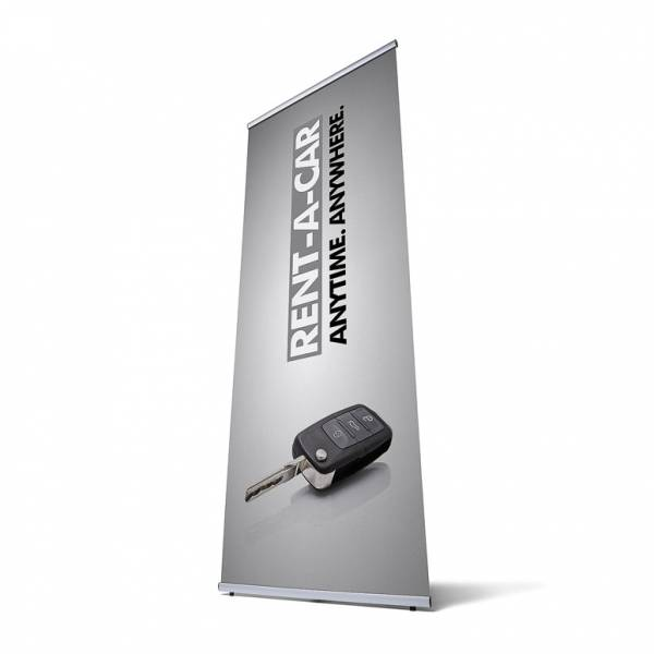 Banner Display 800x2000mm pack of 10, double