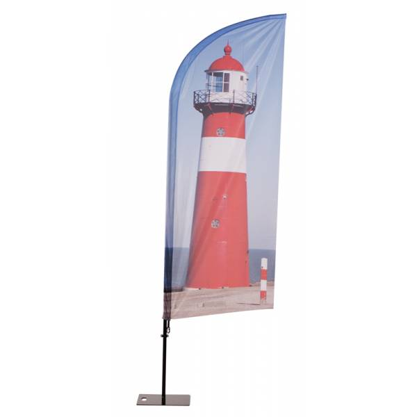 Sublimation print D, flag A-Wind single-sided, 890
