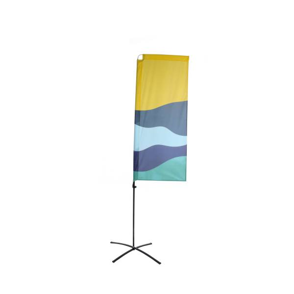 Beach Flag Budget Square Extra Large Graphic
