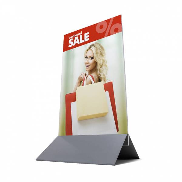 600mm Advertising Panel Stand