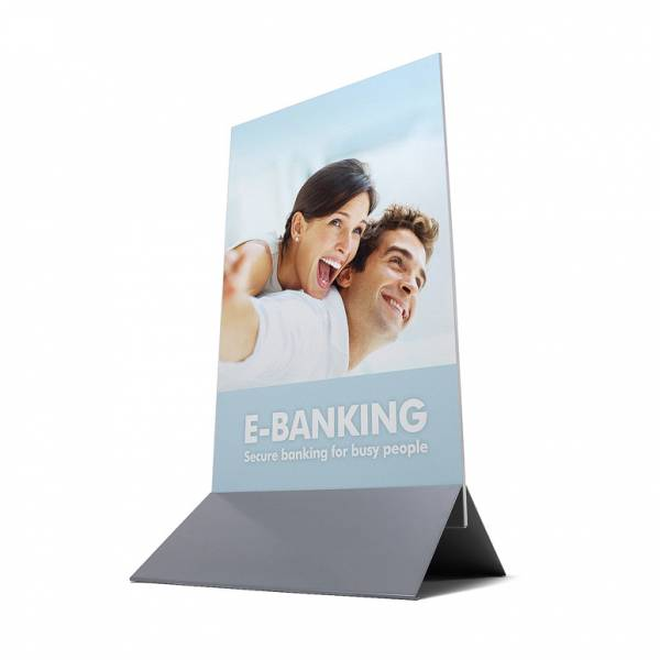 500mm Advertising Panel Stand