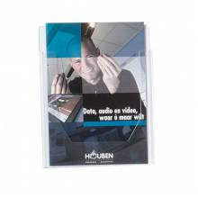 Brochure Holder Magnetic