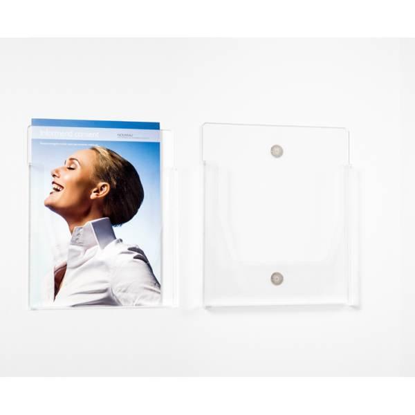 Brochure-Holder Magnetic A5