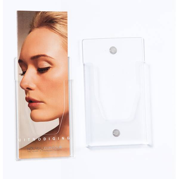 Brochure-Holder Magnetic DIN long