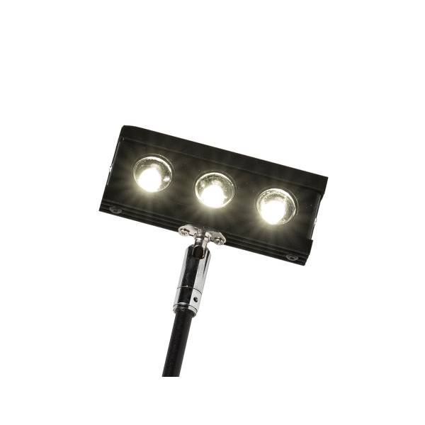 Banner LED-3 Black