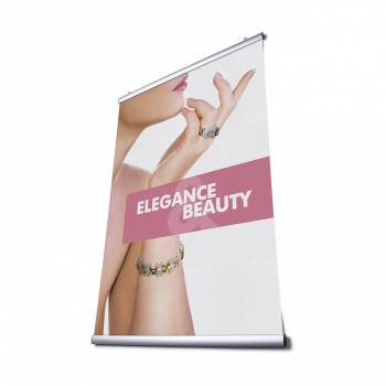 Banner profile 210 mm