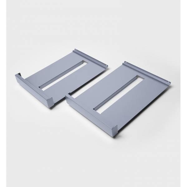 Steel Brochure Shelves for BRT & BRW