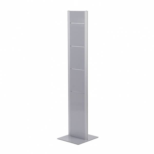 BRT Freestanding Brochure Rack Single and Double sided