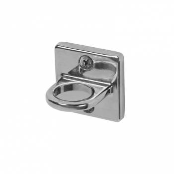 Chrome Wall rope Bracket