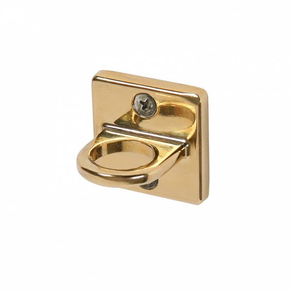 Gold Wall rope Bracket