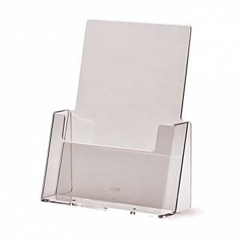 Plastic Leaflet Holders - A5 Counter