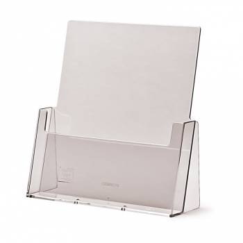 A4 Portrait Counter Brochure Holder