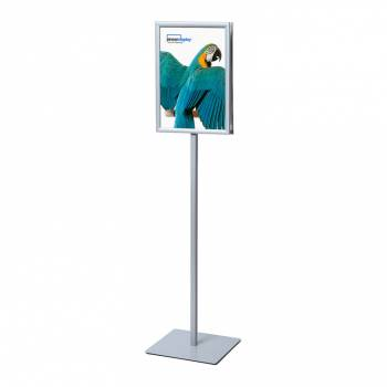 Sign Post Design SLIM DOUBLE SIDED A3 MITRED CORNER SNAPFRAME