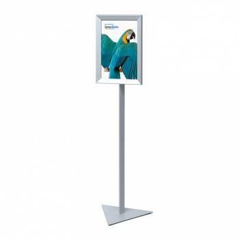 Sign Post Design TRIANGLE A3 MITRED CORNER SNAPFRAME