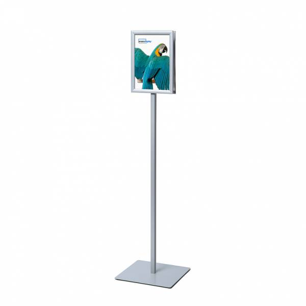 Sign Post Design SLIM DOUBLE SIDED A4 MITRED CORNER SNAPFRAME