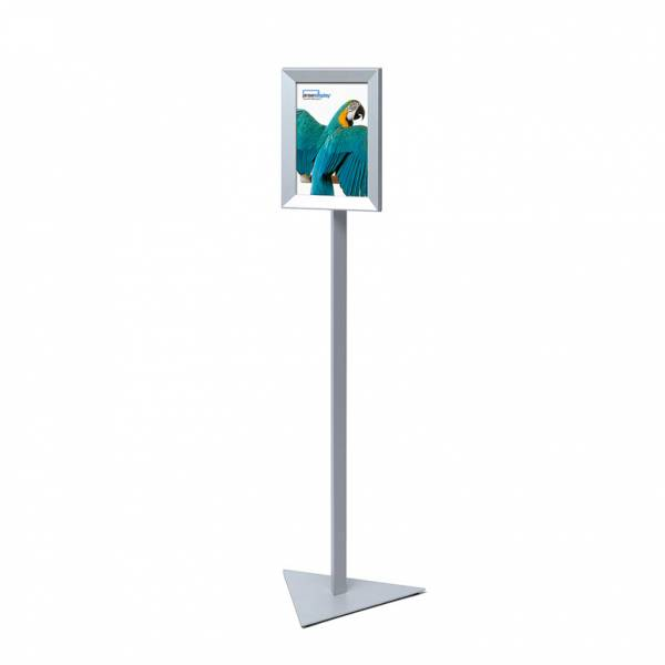 Sign Post Design TRIANGLE A4 MITRED CORNER SNAPFRAME
