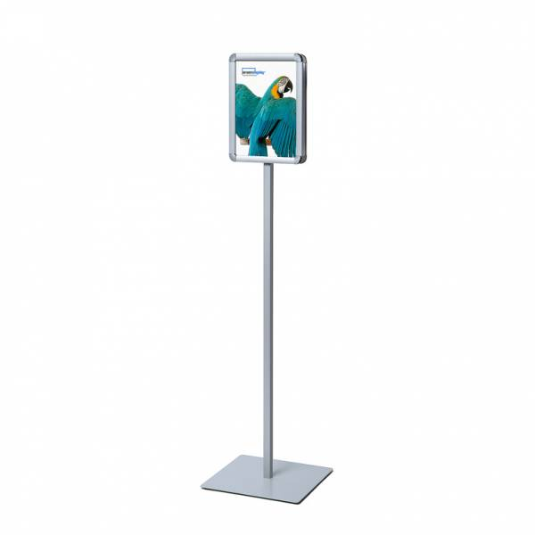 Sign Post Design SLIM DOUBLE SIDED A4 ROUNDED CORNER SNAPFRAME