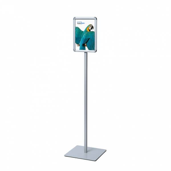 Sign Post Design SLIM A4 ROUNDED CORNER SNAPFRAME