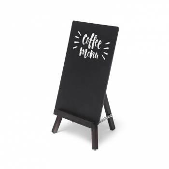 Black JD Natura Table Top Easel Chalkboard