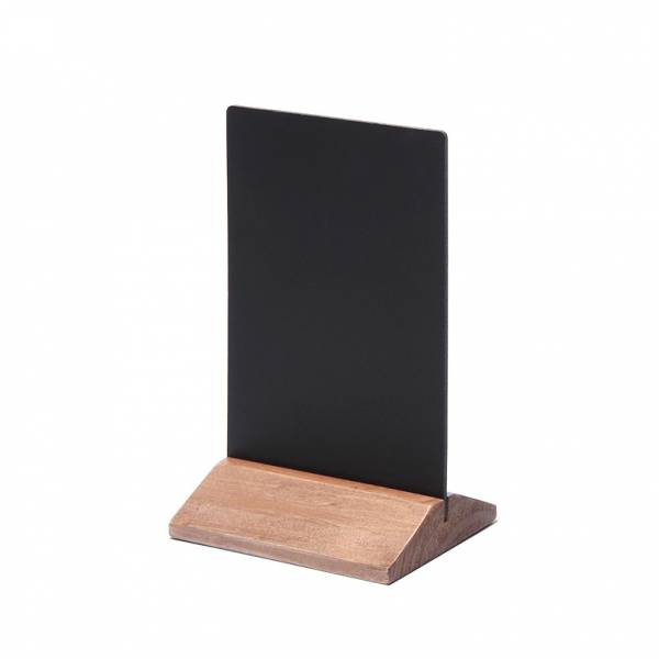 Light Brown JD Natura Economy Table Top Chalkboard 100x140mm