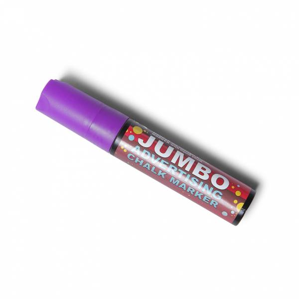 15mm Purple Chalk Pen