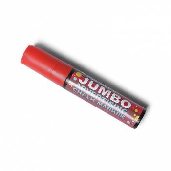 15mm Red Chalk Pen