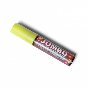 15mm Yellow Chalk Pen