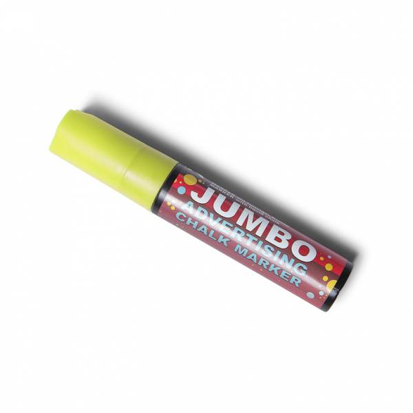 15mm Yellow Chalk Pen