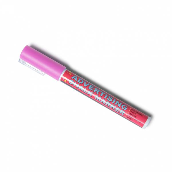 3mm Pink Chalk Pen