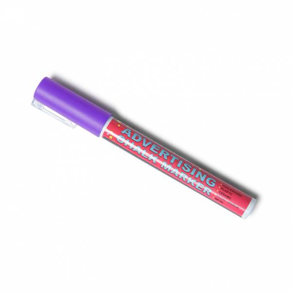 3mm Purple Chalk Pen