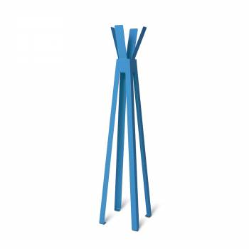 Freestanding Coat Hanger Design BLUE