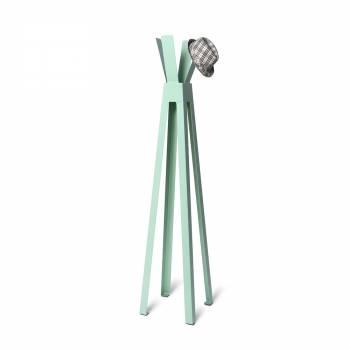 Freestanding Coat Hanger Design GREEN