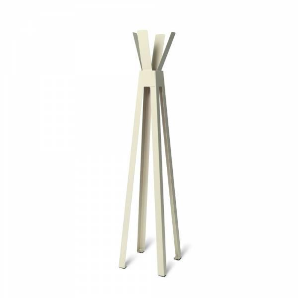 Freestanding Coat Hanger Design CREAM