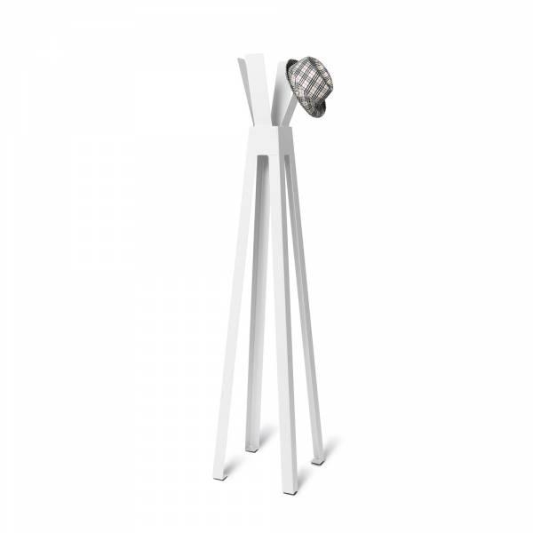 Freestanding Coat Hanger Design WHITE