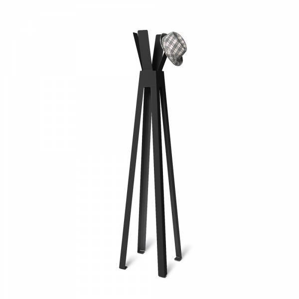 Freestanding Coat Hanger Design BLACK