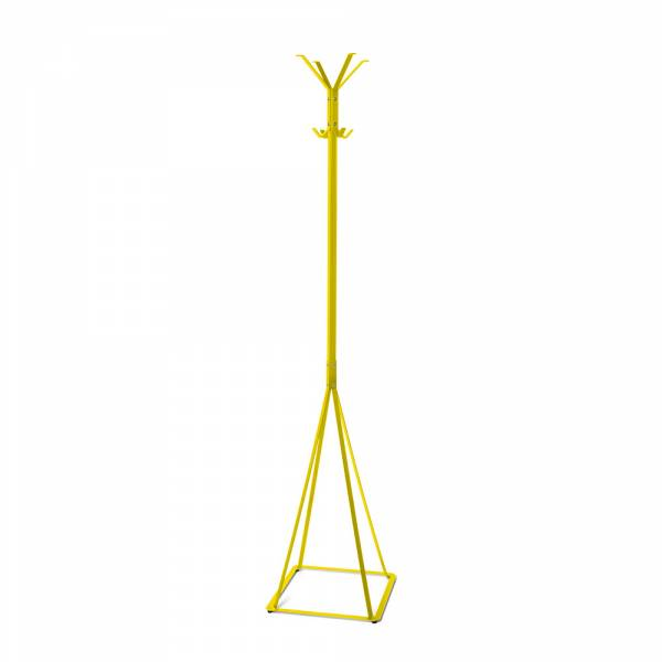Freestanding Coat Hanger Classic YELLOW