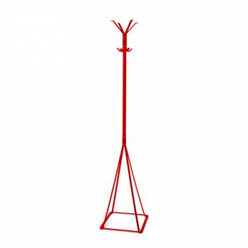 Freestanding Coat Hanger Classic RED