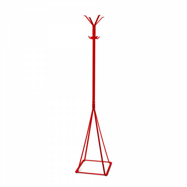 Freestanding Coat Hanger Classic RED