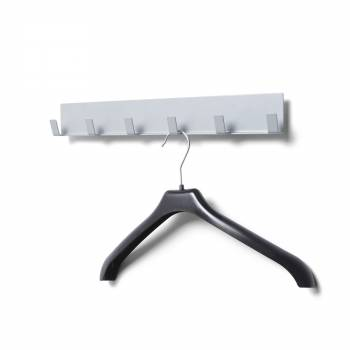Wall Mounted Coat Hanger Multi 6 hooks