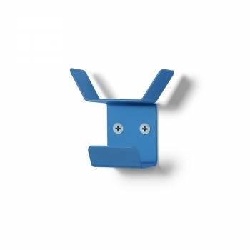 Wall Mounted Coat Hanger Mini BLUE