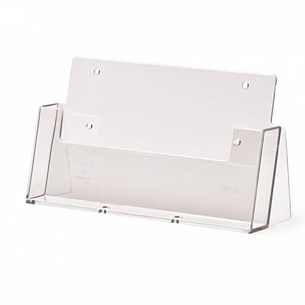 A5 Landscape Leaflet Holder - Counter Stand