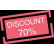 Discount 70% (3)
