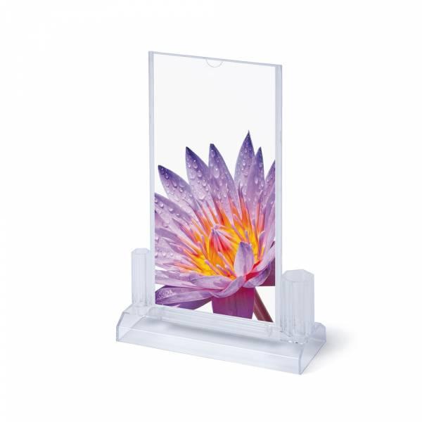 SCRITTO® Plastic Menu stand 10x20mm Accessories