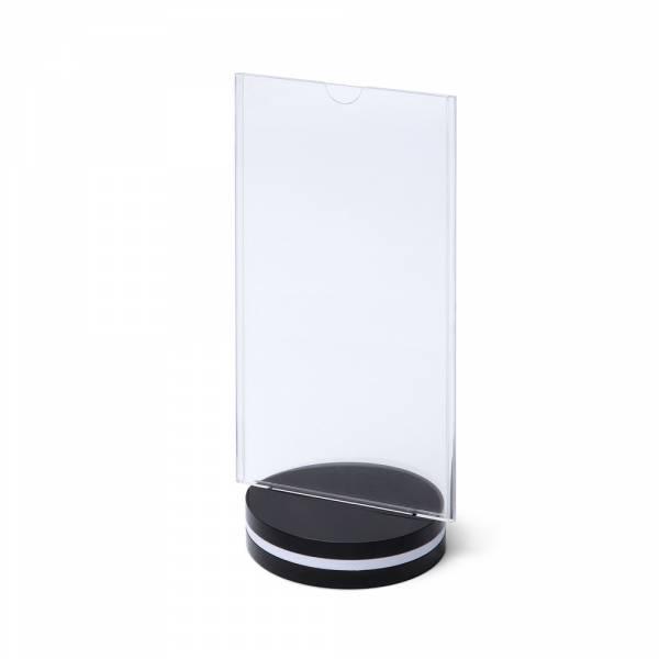 SCRITTO® Plastic Menu stand 10x20mm Swivel