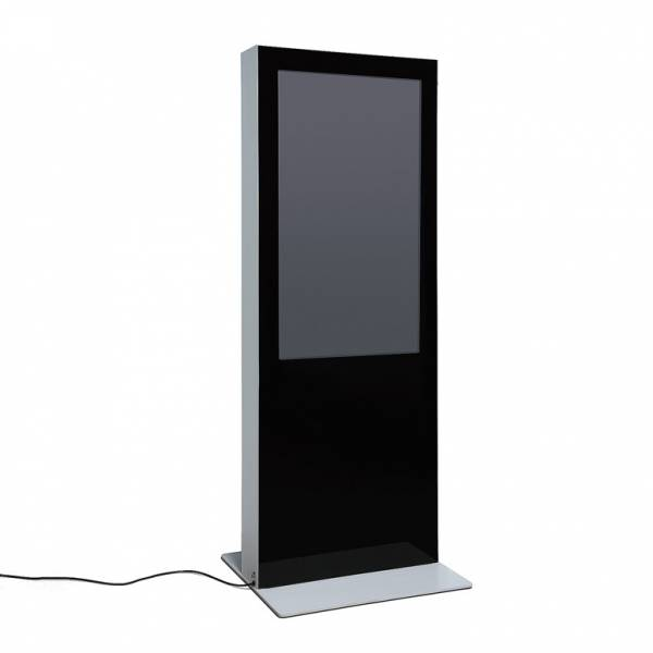 Double Sided Digital totem with 55