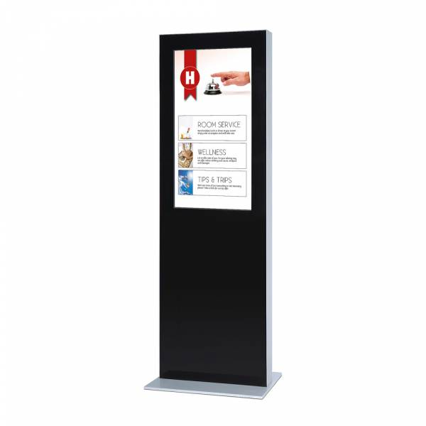 """Digital Totem with 43"""" monitor"""