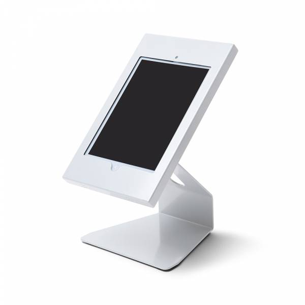 "Slimcase tablet holder for Apple iPad 7.gen - 10.2"", for table, white"