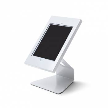 Slimcase Angled Counter Top Tablet Enclosure White
